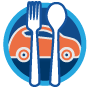 Home Delivered Meals Logo Icon