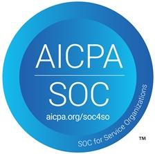 AICPA SOC for Service Organization link to www.aicpa.org/soc4so
