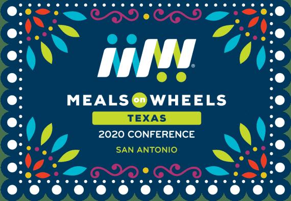 MOW Texas 2020 Conference Logo