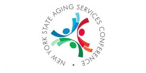 NY state aging services conference logo