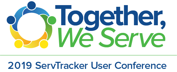2019 ServTracker User Conference Logo